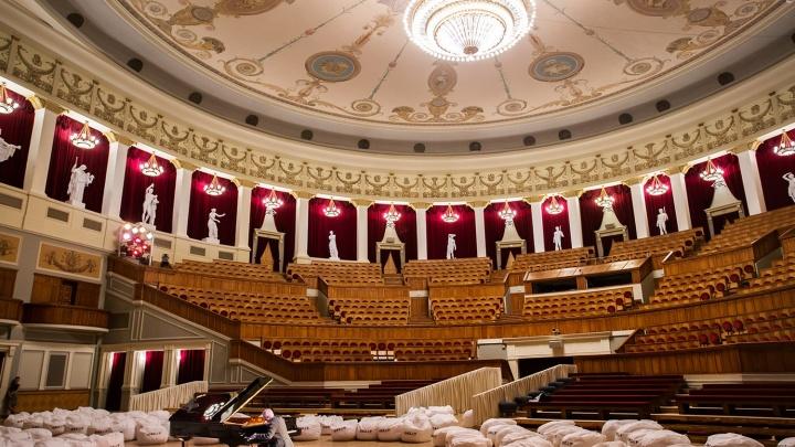 Оперный театр потратит 9,5 миллионов на ремонт туалетов