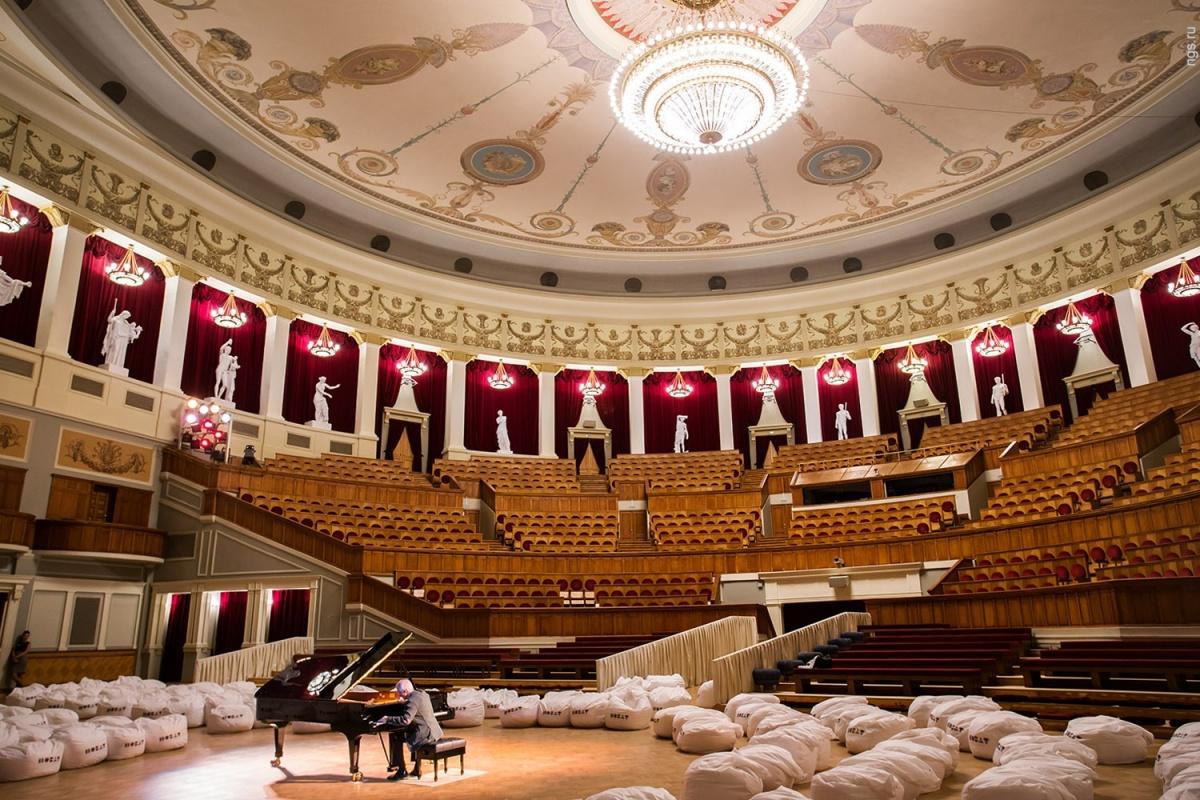 Оперный театр пережил крупную реконструкции в 2015 году