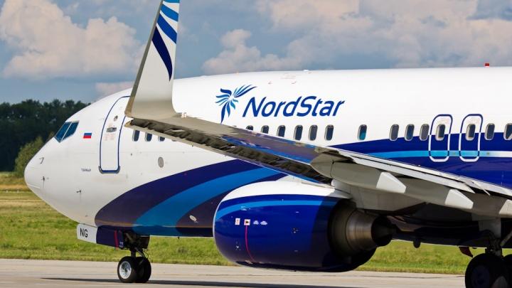 Рейс из Новосибирска в Краснодар задержали на сутки из-за метели