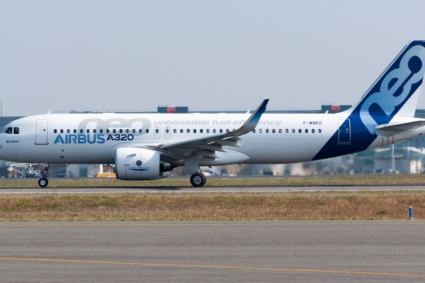 Airbus А320neo