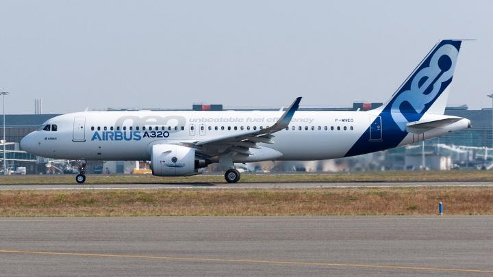 Из Новосибирска в Москву полетят новейшие самолеты с тихим двигателем