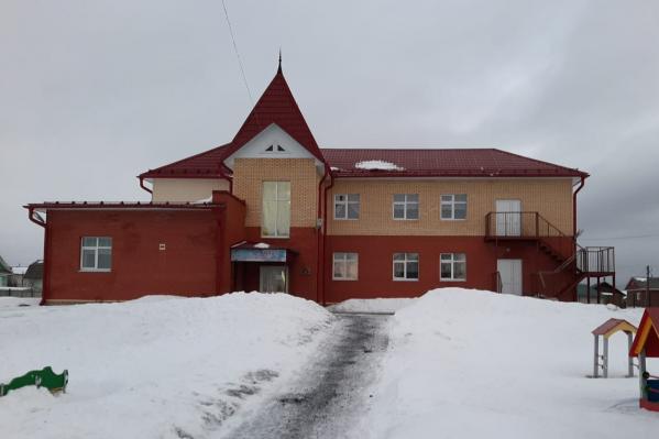 Детский сад «Золушка» работает в деревне Васильевской с 2015 года