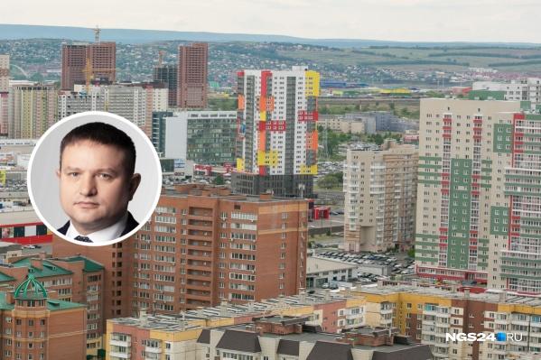 В Советском районе живет треть жителей Красноярска