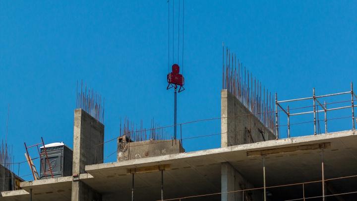 Около телецентра хотят построить 25-этажные дома