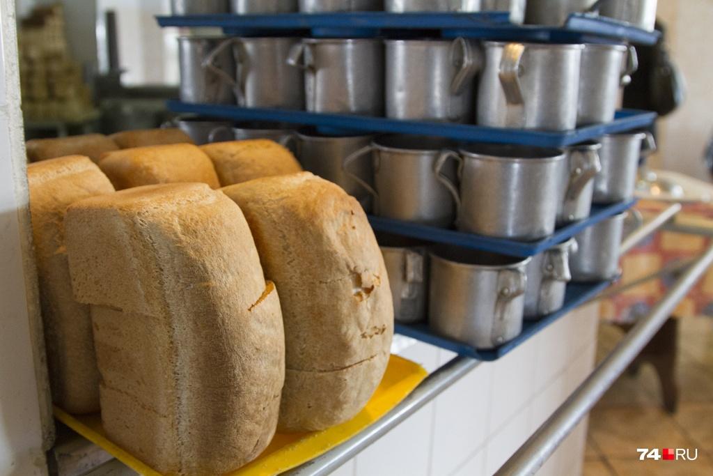 Хлеб в тюрьме не только еда, но и стратегическое сырье