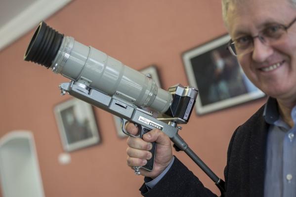 Фотоснайпер — фотоаппарат, созданный специально для съёмки живой природы<br>