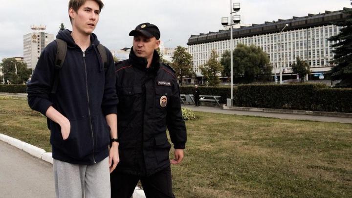 Пермский краевой суд отменил штраф участнику митинга против пенсионной реформы