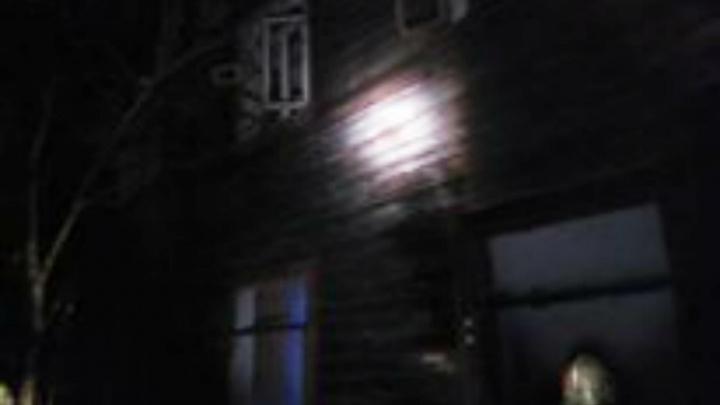 Ночной пожар на Перекопе: пострадал 49-летний мужчина