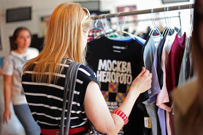 Рост цен на одежду покупатели заметят уже этой весной