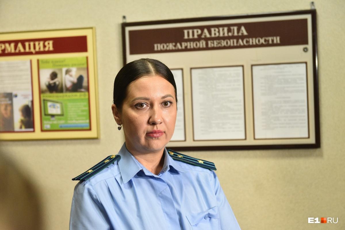 Прокурор Татьяна Судник просила отправить Васильева в СИЗО