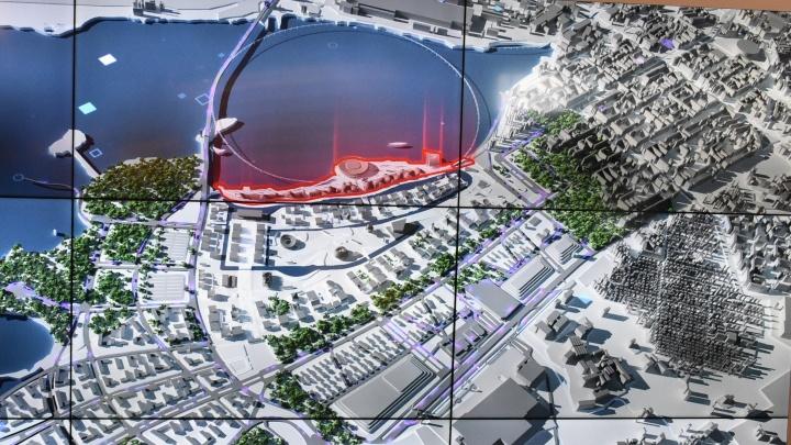 «Экспо» по полочкам: зачем вдоль Визовского пруда построят стену, а между павильонами пустят воду