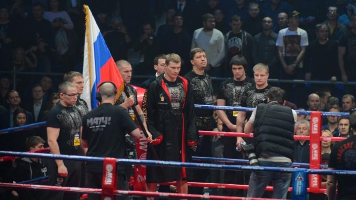 Промоутер Александра Поветкина заявил, что боксёр собирается завершить карьеру