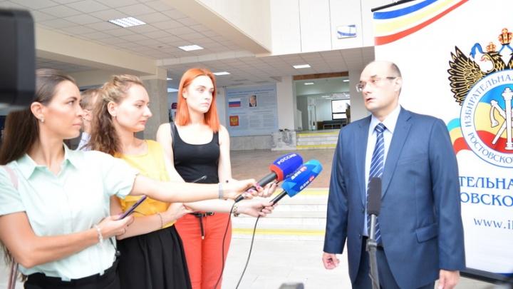 На выборы в донское Заксобрание зарегистрированы представители восьми политический партий