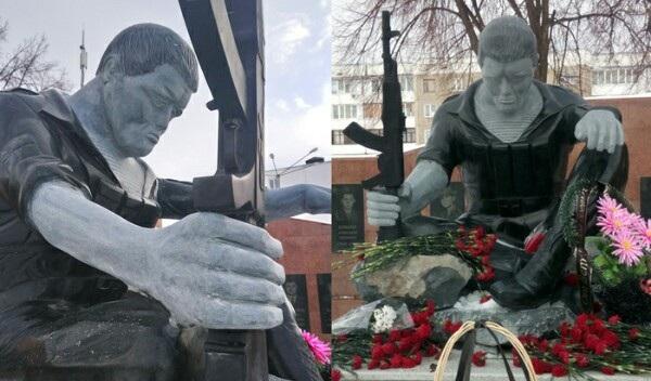 «Делал пьяный дядя Вася»: жители города в Башкирии возмутились памятнику участникам локальных войн