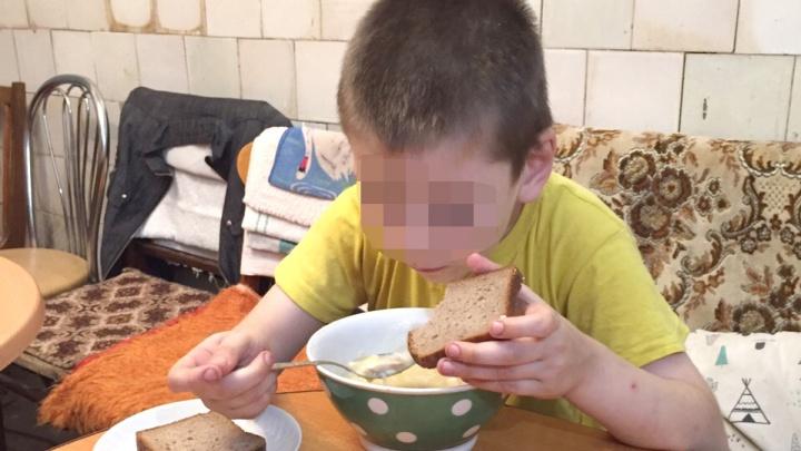 «Папа пьёт и бьёт»: в Ярославской области на улице нашли восьмилетнего мальчика в одной футболке