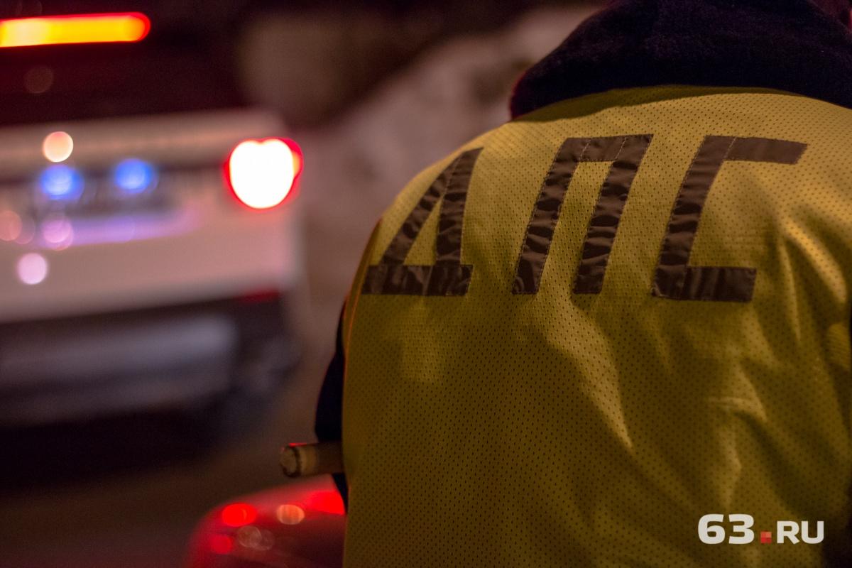 Автомобилист угрожал убить сотрудников ГИБДД
