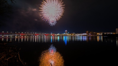 День Победы: смотрим, как его провели красноярцы