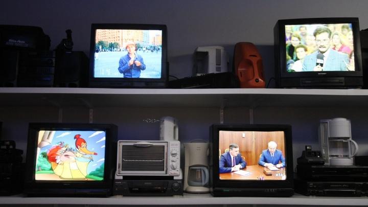В Екатеринбурге отключат телевышку: рассказываем, какие каналы не будут показывать