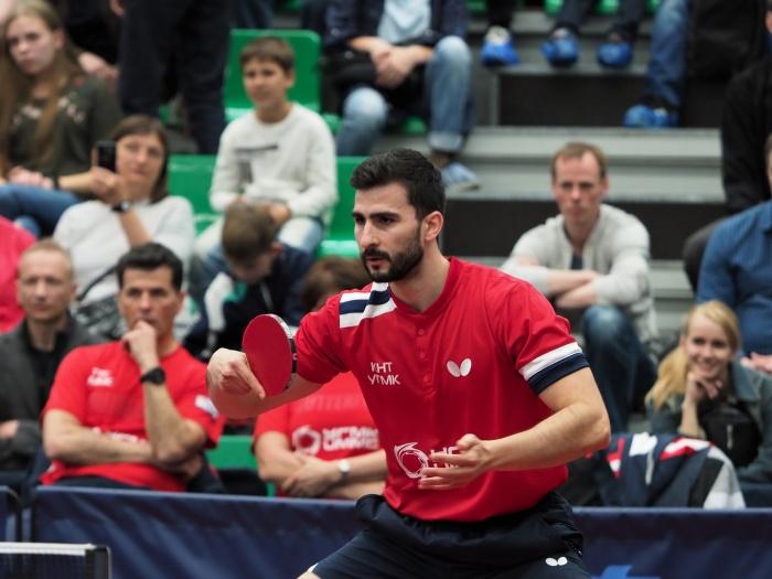 Андрей Гачина дважды выиграл у Самсонова, но уступилОвчарову