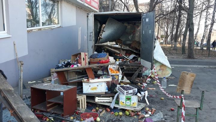 «Окна тряслись в соседних домах»: в Самаре на рынке на Стара-Загоре взорвался газ