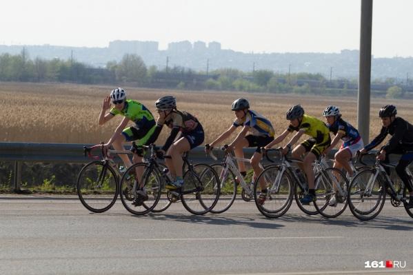 Где в будущем можно будет спокойно ездить на велосипедах, ростовчане узнают уже через две недели