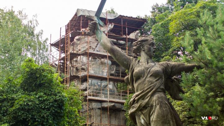 Дом, где родилась «Родина-мать»: V1.ru побывал в мастерской Вучетича