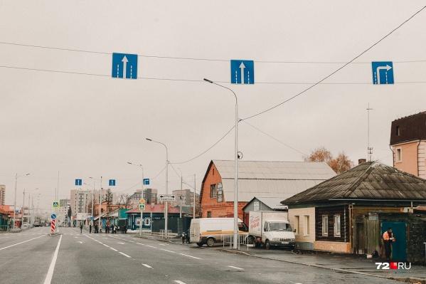 На километровом участке дороги заменят все коммуникации&nbsp;<br>