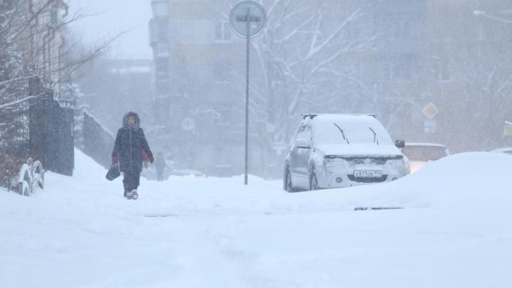 «Будет ощущаться как -35 °С»: синоптики уточнили прогноз по аномальным морозам в Челябинске