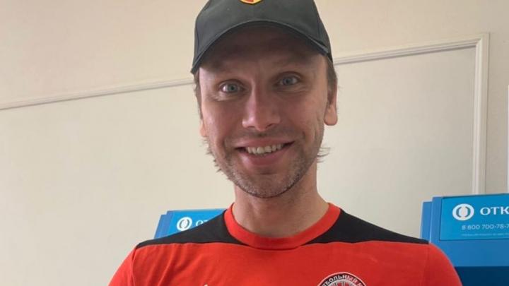 Алексей Попов ушел из пермского футбольного клуба «Звезда»