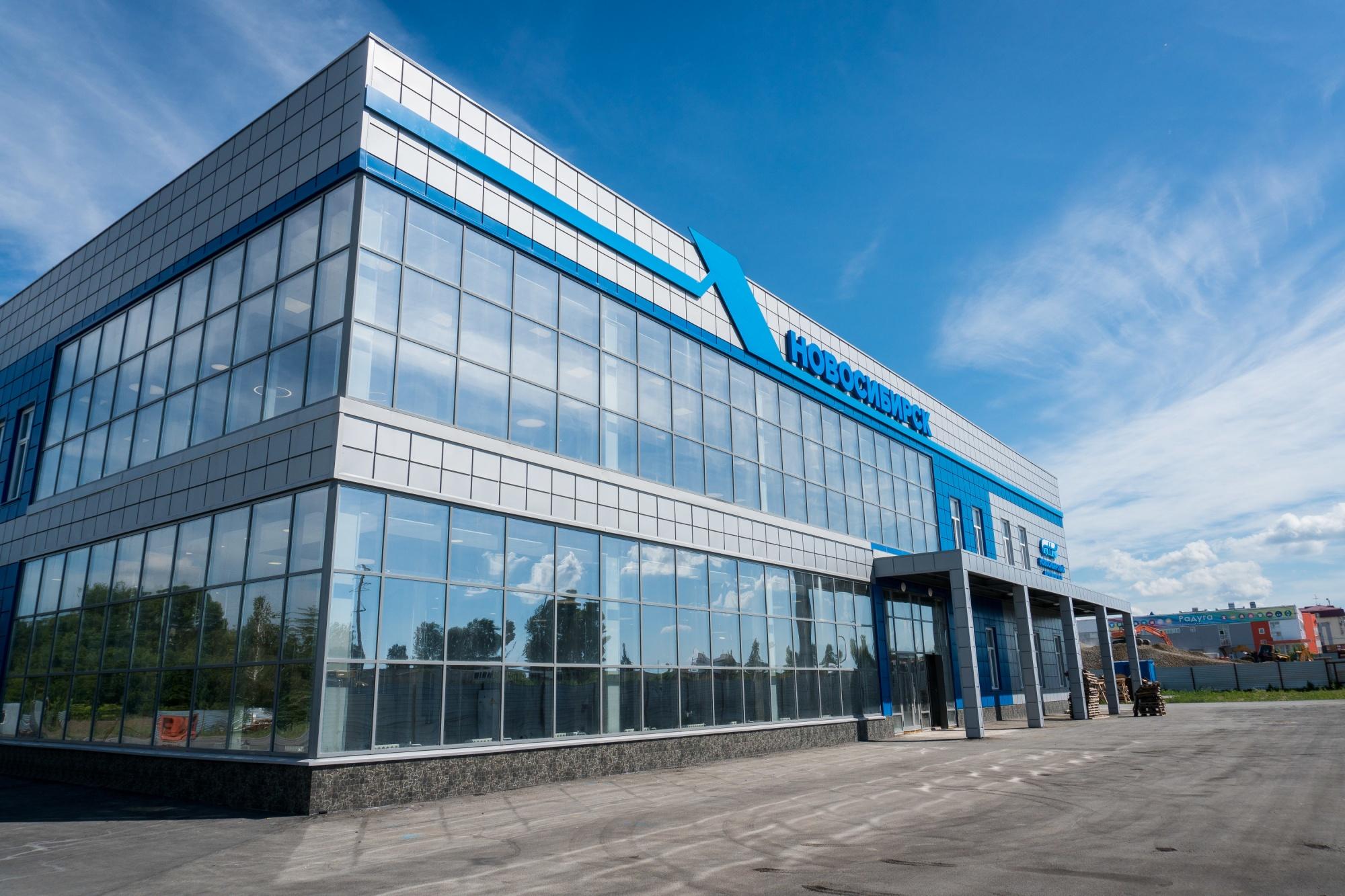 Станция «Гусинка»: на ГБШ достроили новый автовокзал — НГС первым побывал в здании