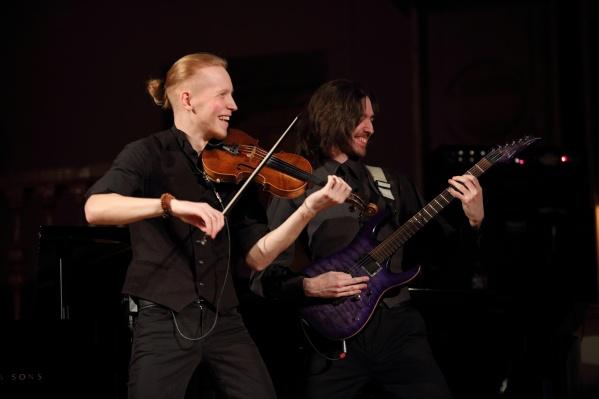Группа «Неизвестный Композитор» выступит на фестивале с программой «Дыхание мира»<br>