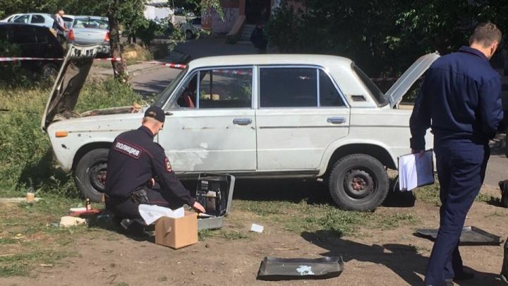 «Вероятно, разборки таджиков»: в Магнитогорске взорвалась машина, ранен её хозяин-мигрант