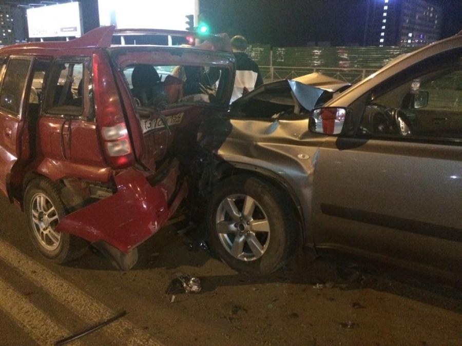 Нетрезвый шофёр устроил массовую трагедию идраку вНовосибирске