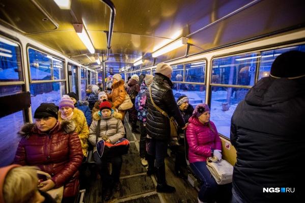 Проезд на общественном транспорте Новосибирска подорожает ещё до конца года
