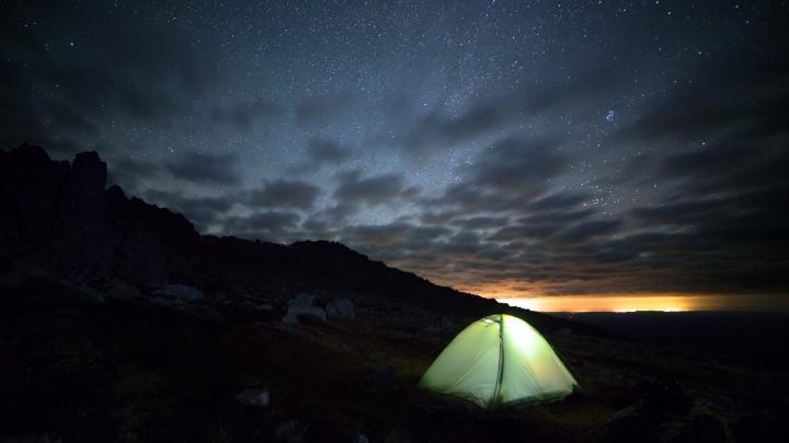 Екатеринбургский фотограф съездил на Серебрянский Камень и сделал потрясающие фото Млечного Пути