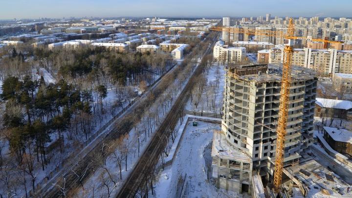 В ЖК «Северное Сияние» на Уралмаше открыли продажи во втором доме с видом на парк
