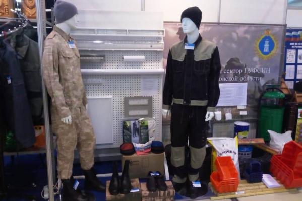Предприниматели хотят использовать услуги заключенных при пошиве одежды