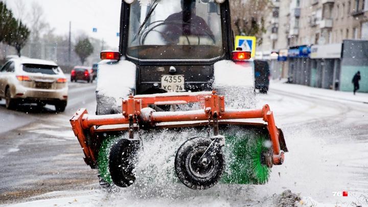 «Есть проблемы»: власти сообщили, в каких местах оставят наледь на дорогах