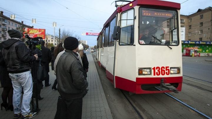 «Трамваи сходят с рельсов»: челябинские маршрутчики объявили войну городскому транспорту