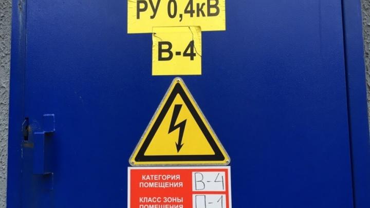 В центре Перми из-за повреждения кабеля отключили электричество