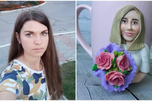 Марина Байгулова, 33 года