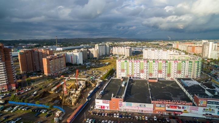 Названы районы Красноярска, где владельцы стремятся избавиться от квартир