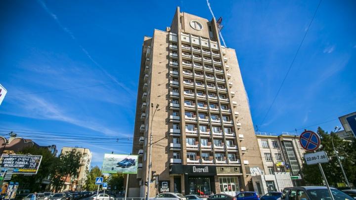 Новосибирские чиновники продали за 17 миллионов часть здания на Красном проспекте