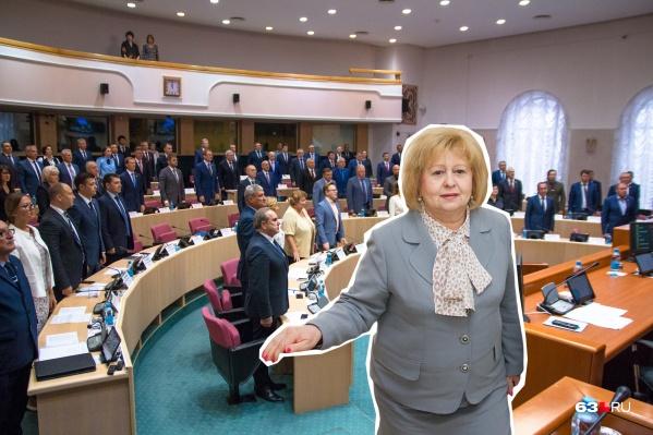 Для Ольги Гальцовой это будет второй срок на посту омбудсмена