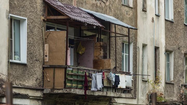 Чиновники оплатят жильцам дома с трещинами аренду новых квартир