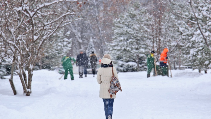 Рекорд побит: в Уфе зафиксировали аномально теплую погоду