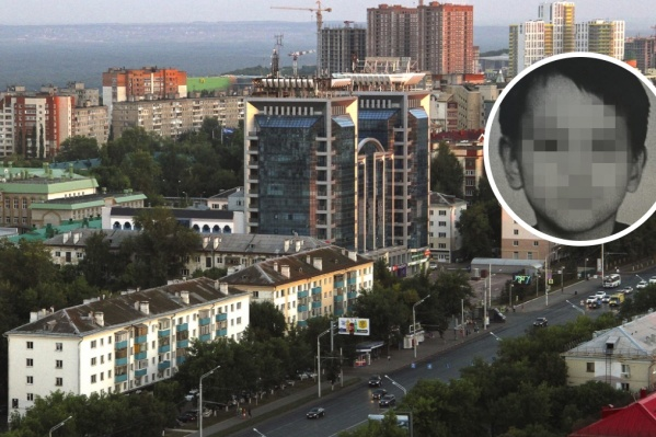 Мальчик пропал в районе Черниковки