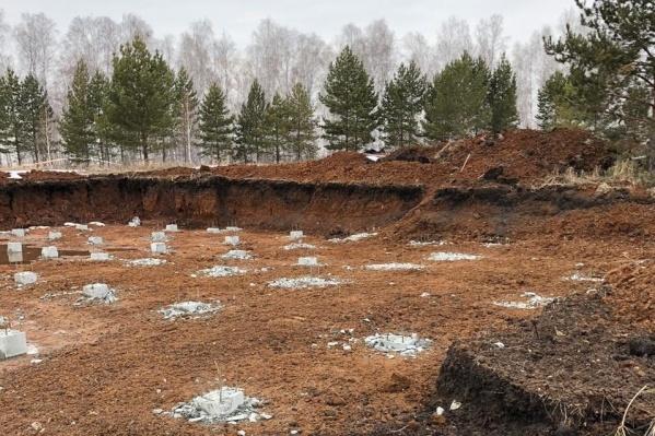 В «Белом хуторе» появится один из трёх запланированных к саммитам президентских посёлков