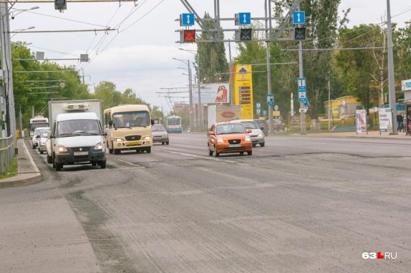 Фигуранты громкого дела занимались реконструкцией Московского шоссе