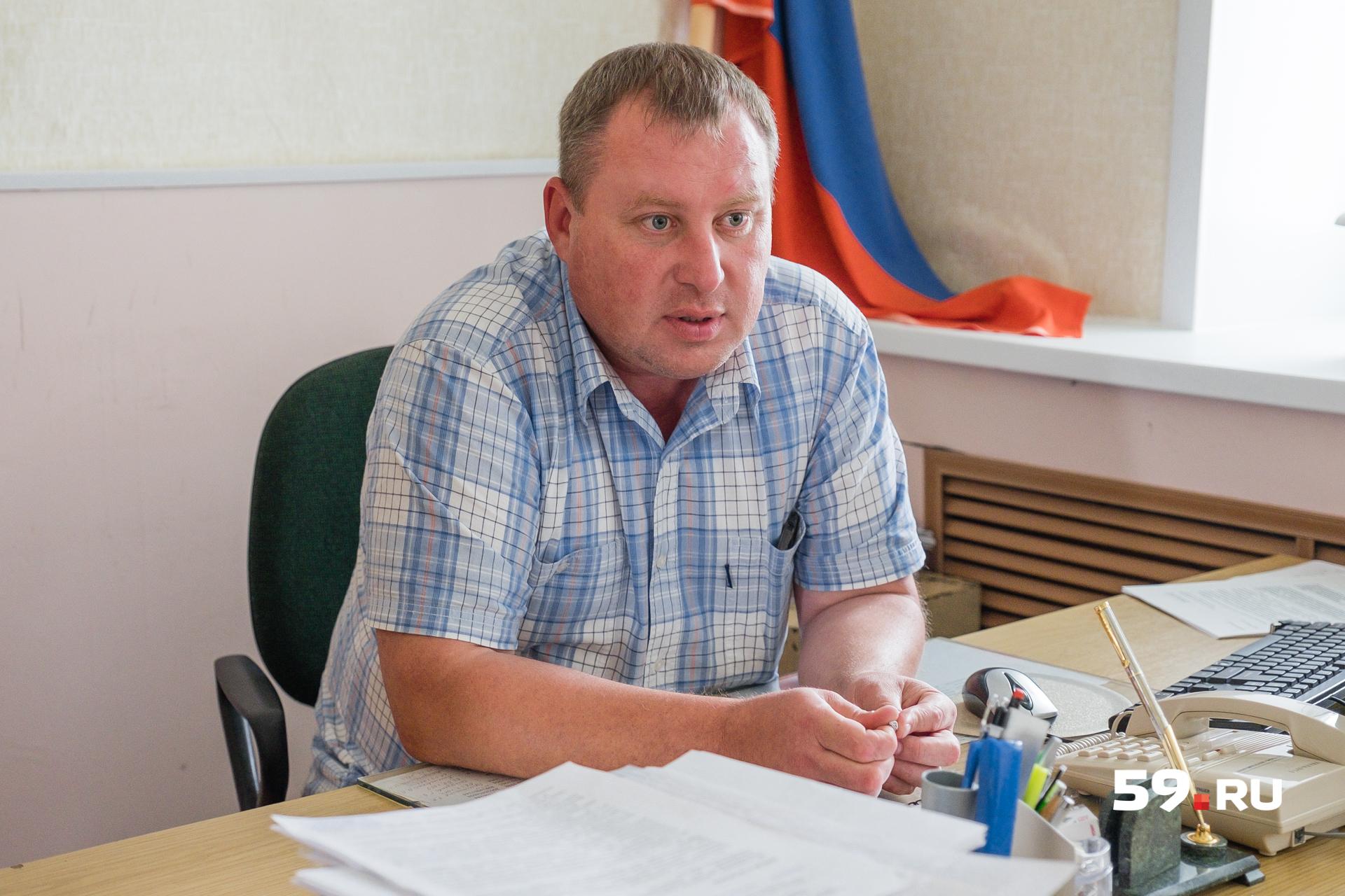 Григорий Хатовицкий считает, что фермерское хозяйство могло бы стать спасением для поселка